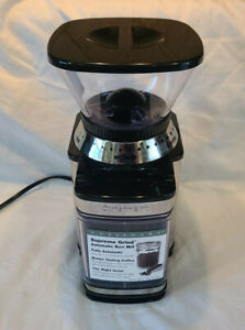 Cuisinart DBM-8 Supreme Grind Automatic Burr Mill - FOR PARTS OR REPAIR