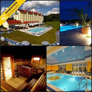3 Tage 2P Hotel Jena Thüringen Zöllnitz Kurzurlaub Hotelgutschein Wellness City