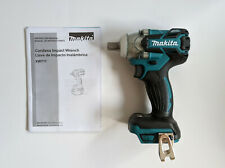"""Makita 18V XWT11 Brushless 1/2"""" Impact Wrench 3 Speed (new from kit)"""