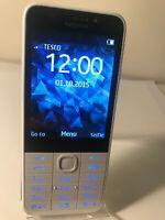 Nokia 230 White (Unlocked) Mobile Phone