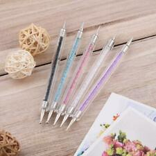 Sculpt Mandala  Dotting Pen Crystal Marbleizing Tools Kit Set Painting 2-Way X5
