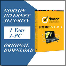Symantec Norton Internet Security 2020 Antivirus Windows Version 1 Year / 1 PC