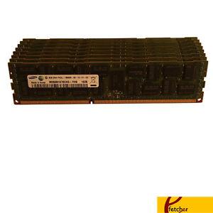 64GB (8 X 8GB) PC3-10600R DDR3 1333 ECC Reg RAM Memory Supermicro X9DRL-iF