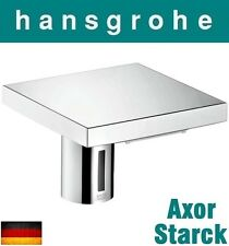 Hansgrohe Axor Starck X 10185000 Electronic Basin Mixer w/Preset Temperature NIB
