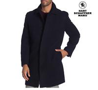Hart Schaffner Marx Wool Blend Men's Overcoat Size 38S           MSRP $395