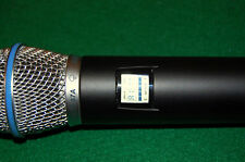 Shure U4D Wireless Microphone Combo System UA U2 Beta87A U1 WL185
