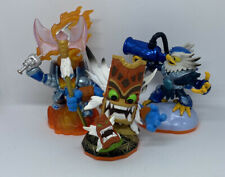 Double Trouble/ignitor/jet-vac Skylanders Giants Figure PlayStation Wii XBox