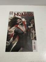 Morbius: The Living Vampire 1 Marvel Collectible Comic Book VF