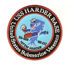 IOWA BASE C6160 United States Submarine Veterans Inc BcPatch Cat No