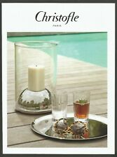 CHRISTOFLE Paris-Silver Flatware -  2015 Print Ad