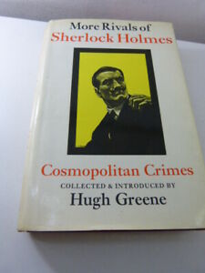 the rivals of sherlock holmes hugh greene (car3)