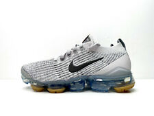 Nike Air VaporMax FlyKnit 3 Shoes Grey UK 11.5 EUR 47 US 12.5 CT1270 003