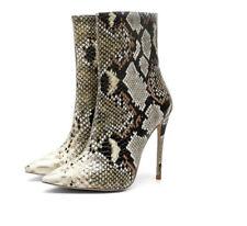 87d3d26428de Ankle Women's Snakeskin | eBay