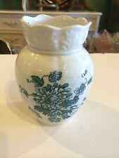 """Antique Vase Fine China English Stoke England Colonial 5""""by3"""" q6"""