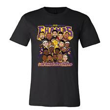 New Unique Los Angeles Lakers 2019 - 2020 Championship Team Shirt