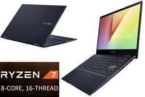 "LAPTOP ASUS D513i - RYZEN 7 8-CORE - BIS 32GB RAM 2000GB SSD - 15.6"" FULL HD"