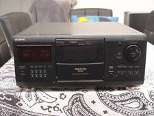 Sony CDP-CX250 CD-Player / Wechsler 200 Fach / + Fernbedienung