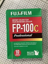 Fujifilm FP-100C Instant Film Cold Stored Expired 10/2018