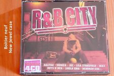 R&B City - Sinclair Lisa Stanfield Seek India T - 80 titres Boitier neuf - 4 CD