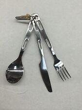 3 piece 304 Grade Stainless Steel Cutlery Set - #SS208
