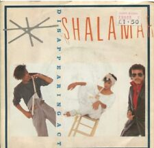 """SHALAMAR - DISAPPEARING ACT  - 7"""" 45 PICTURE SLEEVE RECORD -"""