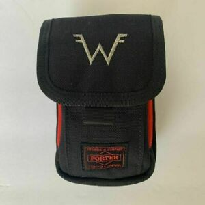 WEEZER Embroidered Carrying Case for Phone Yoshida Porter