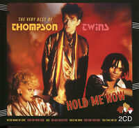 THE VERY BEST OF THOMPSON TWINS HOLD ME NOW- 2 CD BOX SET, YOU TAKE ME UP & MORE