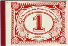 Nederland Prestige Prestigeboekje PR 27 Dag van de Postzegel 2009 Postfris