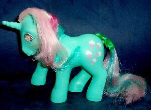 Rose: My Little Pony Vintage Twinkle Eye TE Unicorn Fizzy #3 GOOD G1