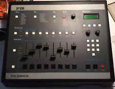 E-mu SP 1200 Sampler/Drummachine/Vintage EMU Sampler Reissue/Sampling Percussion