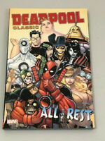 Deadpool Classic Vol 15 All the Rest Graphic Novel TPB