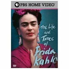 The Life and Times of Frida Kahlo DVD PBS Home Video 2004 SEALED