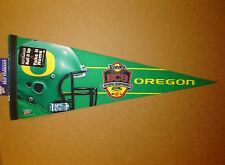 2011 University Oregon Tostitos National BCS Game NCAA College Pennant