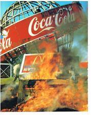 PUBLICITE ADVERTISING   1992  COCA COLA