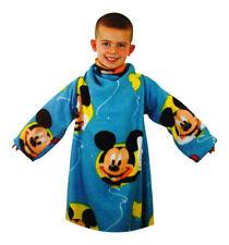 Couvertures multicolores Disney en polyester pour le lit