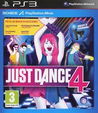 JUST DANCE 4 X PS3