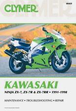Clymer M469 Service & Repair Manual for 1991-98 Kawasaki Ninja ZX-7 / ZX-7R / ZX
