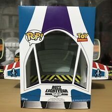 CUSTOM BOX for Funko Pop Buzz Lightyear Space Ship 02 169 No Pizza Planet Truck