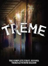 DVD:TREME SEASON 1-4 - NEW Region 2 UK