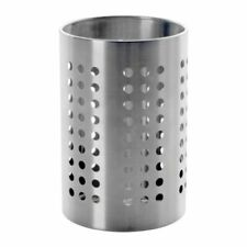 Ikea Kitchen Utensil Stainless Steel Cooking Tool Holder Cutlery Stand Strainer