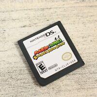 Mario Luigi Nintendo DS Game Cartridge Bowsers Inside Story