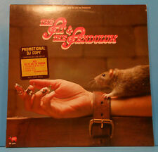 ROSS THE PIT AND THE PENDULUM LP 1974 ORIGINAL PROMO GREAT COND! VG++/VG++!!
