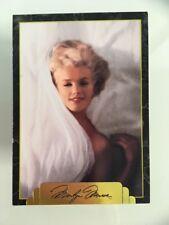 Sports Time Trading Card - 1995 - Marilyn Monroe - No 128 Kirkland