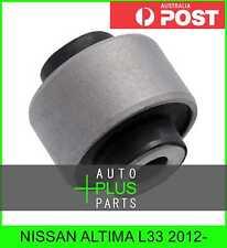 Fits NISSAN ALTIMA L33 2012- - Front Control Arm Bush Front Arm Wishbone