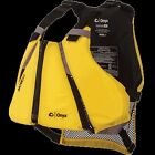 NEW Onyx Outdoors Movevent Curve Life Vest Yellow, Xl/2xl 262095840967