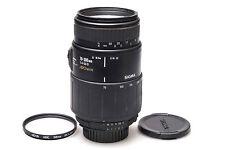 SIGMA AF APO D Macro 70-300mm f4-5.6 F. Nikon