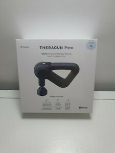 Theragun Prime Percussive Therapy Device NEW BLACK! Bluetooth.  5 Speeds