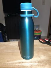 Contigo Couture Collection Leak-Proof Water Bottle Metallic Teal