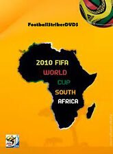 2010 FIFA World Cup 3rd Place Uruguay vs Germany on DVD