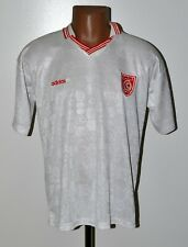 TUNISIA 1990'S HOME FOOTBALL SHIRT JERSEY ADIDAS SIZE S/M ADULT